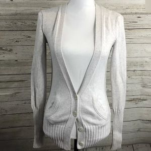 American Eagle Sweater Cardigan Boyfriend Fit